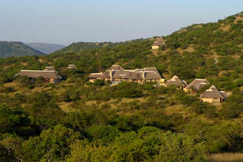 Lions Valley Lodge Nambiti Game Reserve